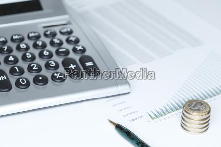 lawka bank kontrola kalkulacja komputer kalkulator