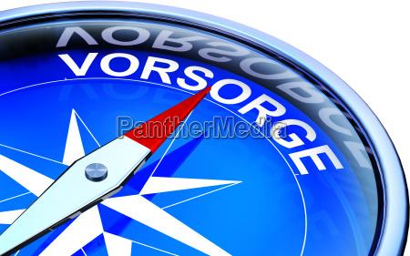 kompas zapobiegawczy