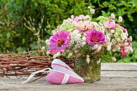 niebieski przedstawiac tablica lisc kwiat kwiatek