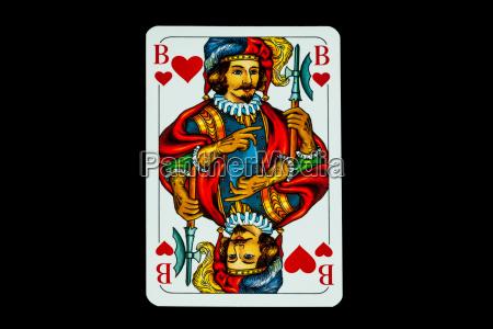 hazard gry karty atut chlopiec bub