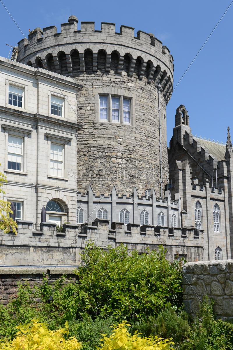 dublin, castle - 10099876