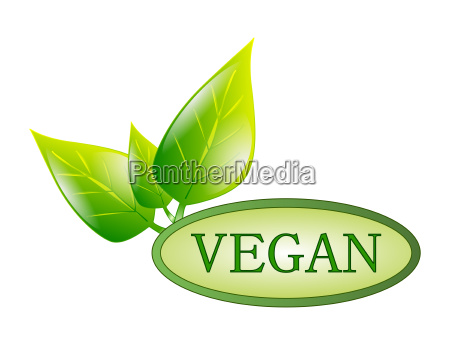 weganskie logo