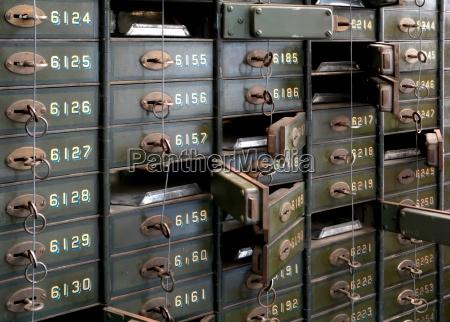 lawka bank bezpieczny kasa pancerna depozyt