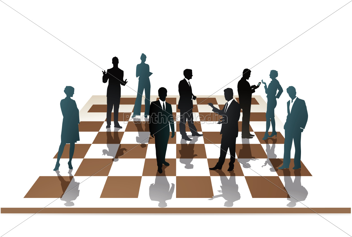 pracownicy, chess - 10311663