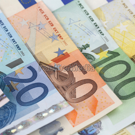 current euro notes