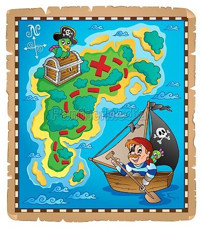 treasure map topic image 3