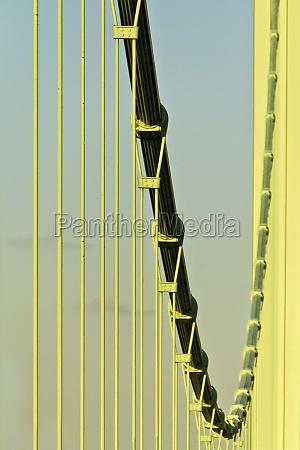 rodenkirchner bridge zdjecia szczegolow