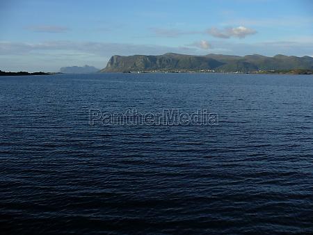 widok z wyspy ptakow runde