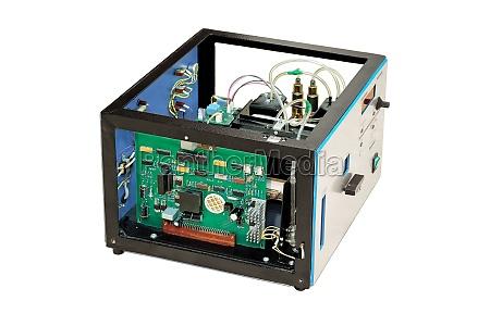 tablica maszynka aparat powiazanie polaczenie lacznosc