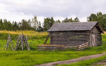 tradycyjne farma gospodarstw ferma gleby acker