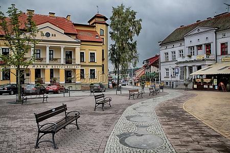 miasto grod town polska