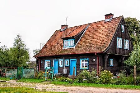 stary mazurskie dom