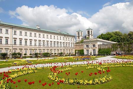 historyczny miasto grod town park kwiat