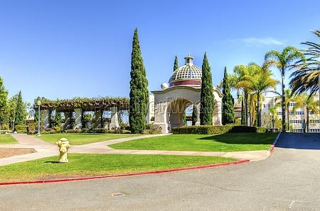 kulturalnie park kalifornia ameryka stan panstwowe