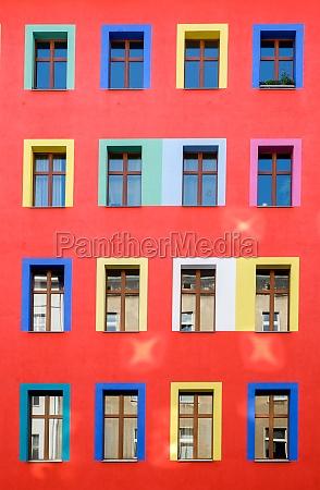 okno szyby okno dachowe lufcik kolorowe