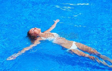 niebieski wolny czas czas wolny urlop