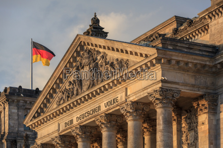 details from the german bundestag in