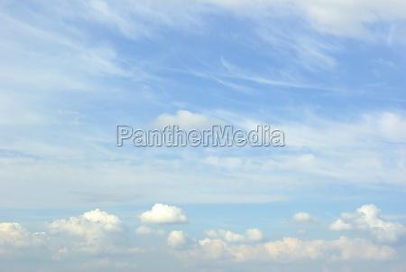 niebo raj niebiosa oblok chmura chmurka