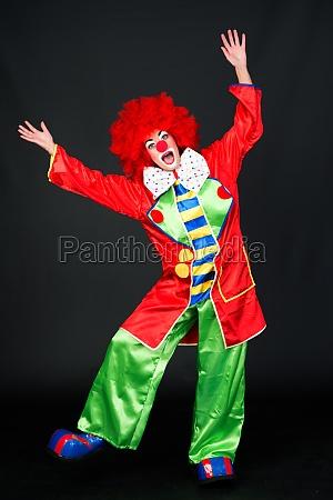 szczesliwy clown