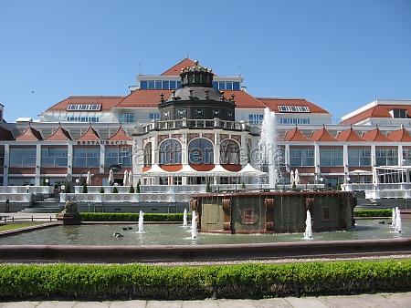 architektura resort w sopocie sopot