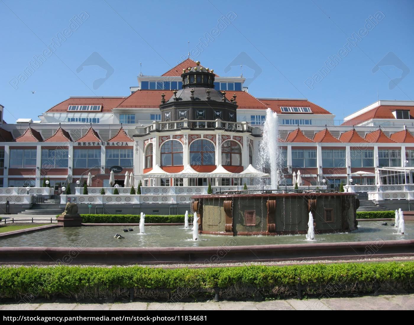 architektura, resort, w, sopocie, sopot - 11834681