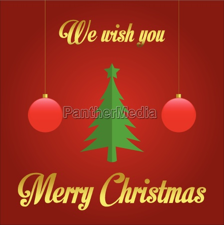 we wish you merry christmas