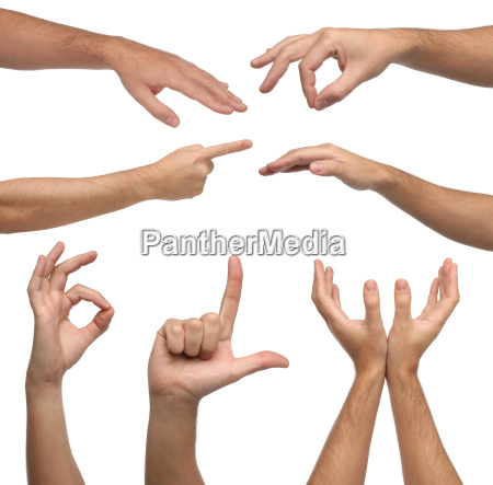 rece znak symbol palec koncepcyjny cialo
