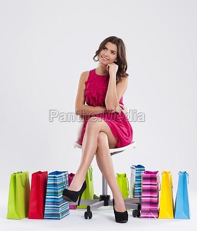 dreaming pieknej shopper