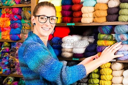 moda kolorowe kolektora welna dzianina wlokienniczych