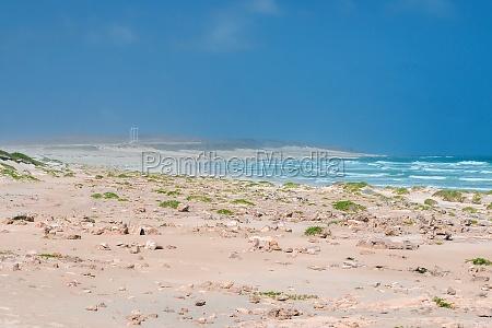 niebieski przyroda srodowisko pustynia urlop urlop