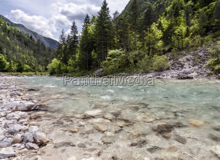 gory wody alpy potok strumyk swiadom