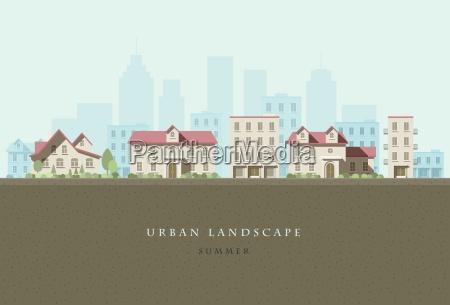 krajobraz miejski