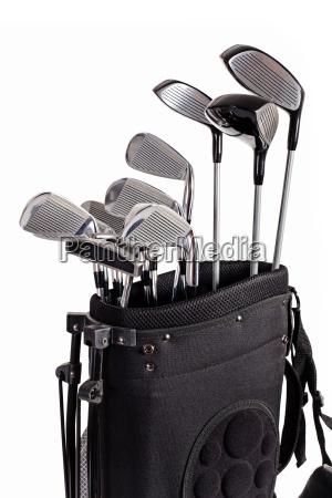 zestaw kijow golfowych