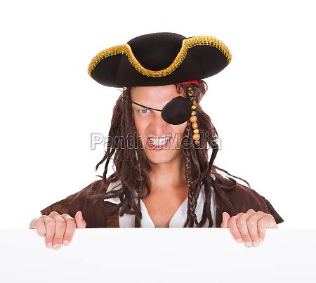 space oko narzadow kosmos plakat pirat