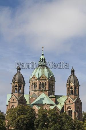 lukas church in munich