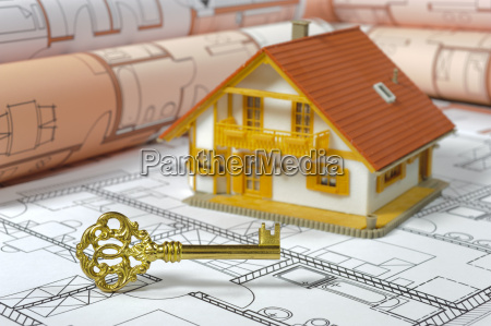 construction with plan floor plan and