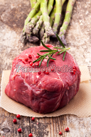 pieprz zielony drewno drewna surowy stek