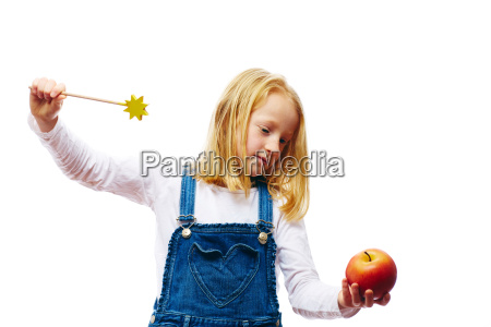 dziewczyna, przywołuje - 13026522