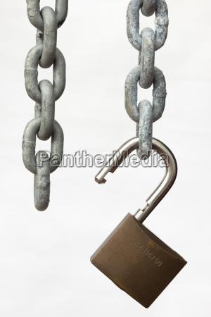 lancuch wolnosc freedom swoboda otwarty pewien