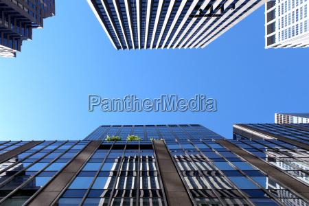 biuro nowoczesne nowoczesna patrzec widok outlook