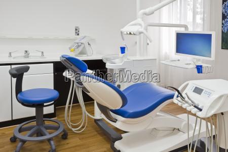 gabinety zabiegowe w gabinecie stomatologicznym