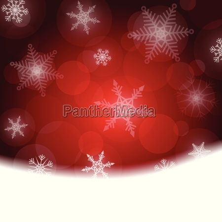 christmas background red with white