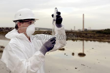przyroda srodowisko technicznie przemysl bran nauka