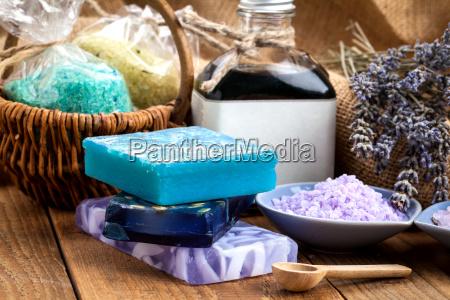 mydlo wykonane recznie