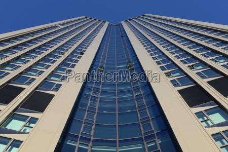 tower in frankfurt