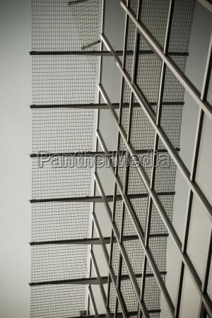 budownictwo szklane i stalowe nowoczesna architektura