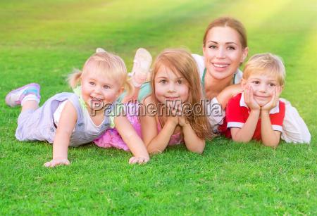 szczesliwa duza rodzina