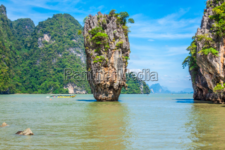 phuket james bond island phang nga