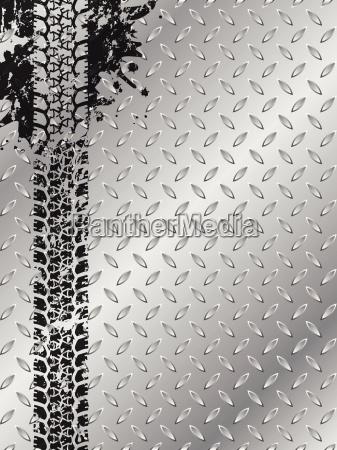 broszura z toru opony przemyslowe grunge