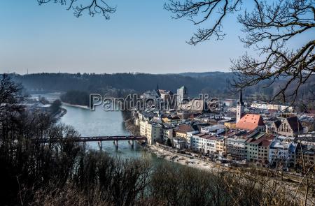 wasserburg bawaria niemcy